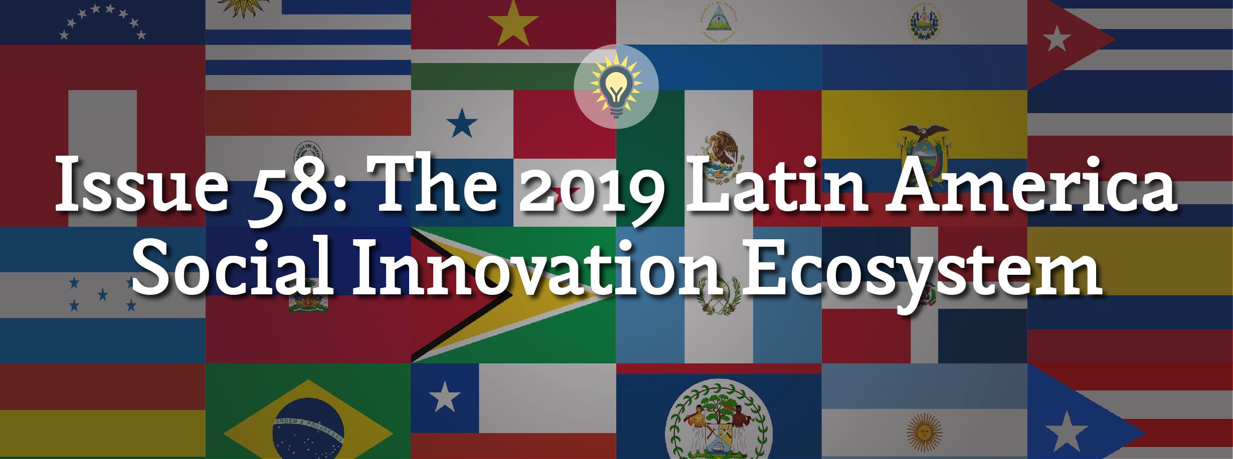 Issue 45 Ecosistema De Innovación Social En Argentina Y Chile