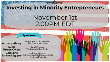 Investing in Minority Entrepreneurs